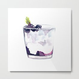 Cocktail no 5 Metal Print