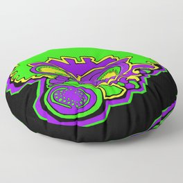 Other Worlds: Gas Masked Floor Pillow