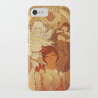 berserk iPhone & iPod Cases featuring Sacrifice by Marta Milczarek