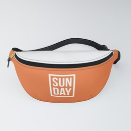 Sunday Quote Fanny Pack