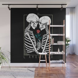 VI The Lovers Wall Mural
