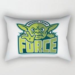 Dagobah Swamp Force Rectangular Pillow