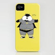 Fat Kid Costume iPhone (4, 4s) Slim Case