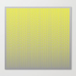 Yellow October Canvas Print