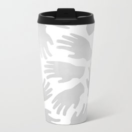 Hands On Metal Travel Mug
