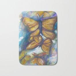 Shaded Wings Bath Mat