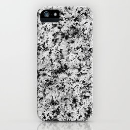 Speckled Marble iPhone Case