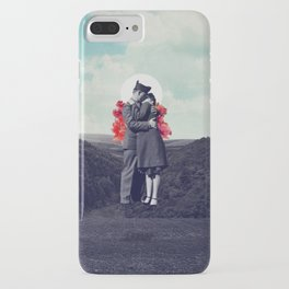 Hold My Breath iPhone Case