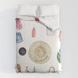 summer essentials Comforters