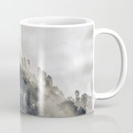 Cloudy morning Coffee Mug