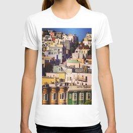 Day 27: La Vie Boheme! North Beach, SF T-shirt