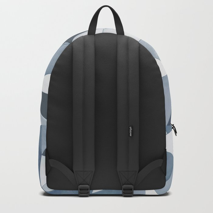 Try Angles Blue Backpack