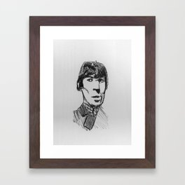 keef Framed Art Print