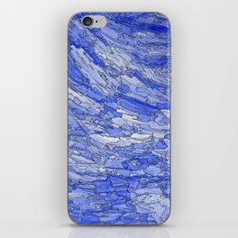 Waves of Life. iPhone Skin
