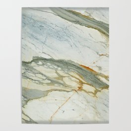 Classic Italian Marble Poster