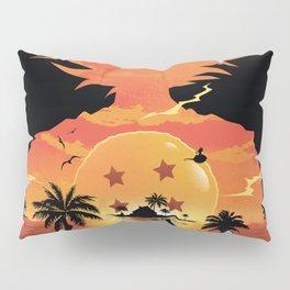 Goku Sunset Pillow Sham
