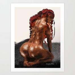 Celestra 04 Art Print