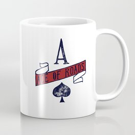 Ace Of Roads Coffee Mug