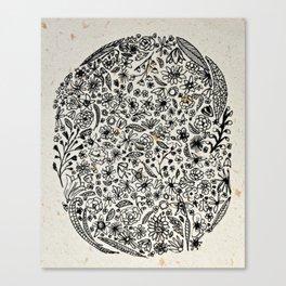 ka. Canvas Print