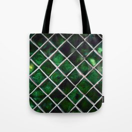 Emerald Pattern Tote Bag