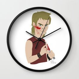 Bowers Wall Clock
