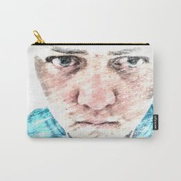 My Blue Eyes Carry-All Pouch