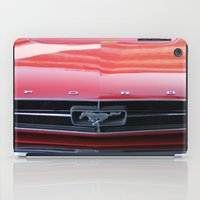 mustang iPad Cases featuring Mustang by JJ's Photography