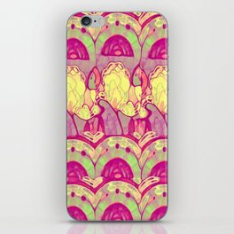 Wallflower iPhone Skin