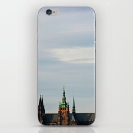 St. Vitus Cathedral iPhone Skin
