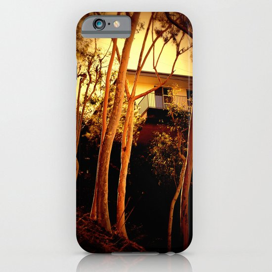 sunset mystery iPhone & iPod Case