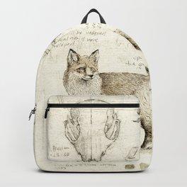Vulpes Vulpes Backpack