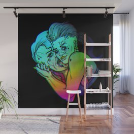 [EvIDIS] Night Out Wall Mural