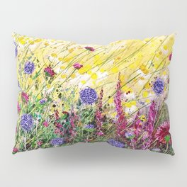 Monty's Garden Pillow Sham