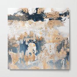 Abstraction 001 Metal Print