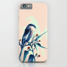 Hashtag Blue Bird Slim Case iPhone 6