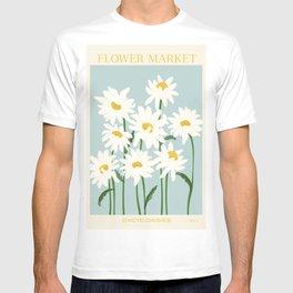 Flower Market - Oxeye daisies T-shirt