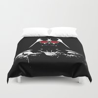 darth Duvet Covers featuring Darth Vader by eARTh
