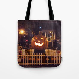 A Place for Spooks Tote Bag