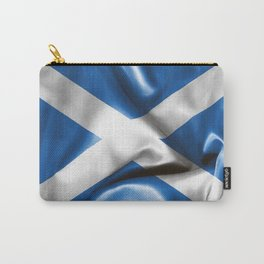 Scottish Flag Carry-All Pouch