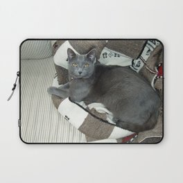 Sprocket at Ease Laptop Sleeve