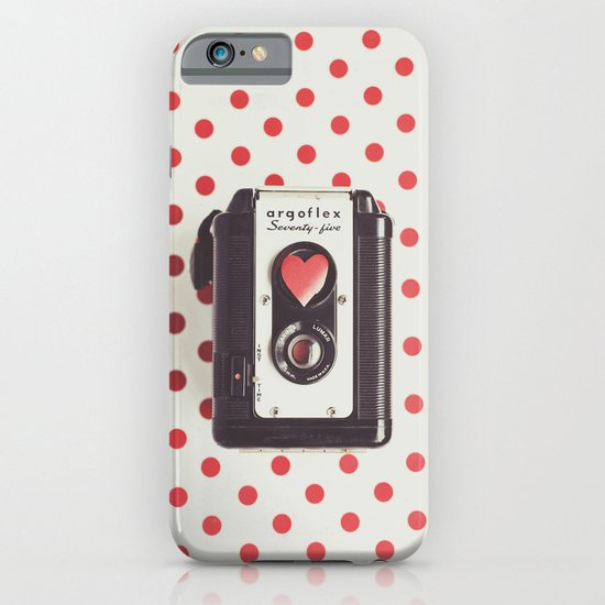 Love Photography iPhone & iPod Case
