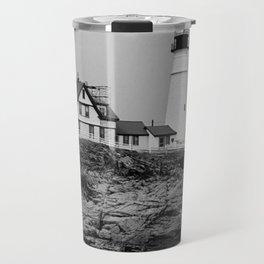 Portland Head Lighthouse Travel Mug