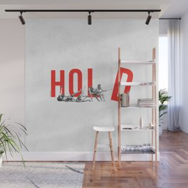 Hold Wall Mural