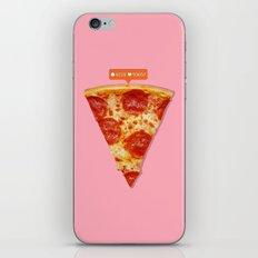 Pizza iPhone & iPod Skin