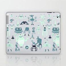 Monsters! Laptop & iPad Skin