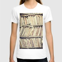 books T-shirts featuring books by PureVintageLove