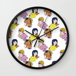 Bojack & Co Wall Clock