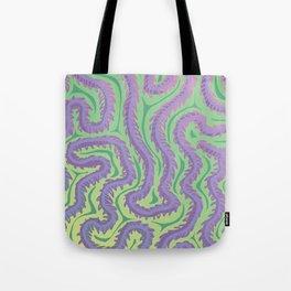 Coral: Brain Coral Tote Bag