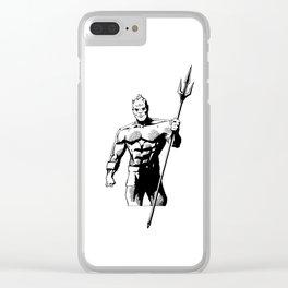 TRITON Clear iPhone Case