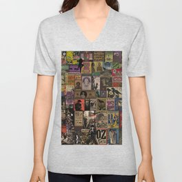 Rock n' roll stories II Unisex V-Neck